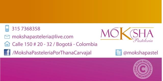 Moksha is on Facebook and Twitter