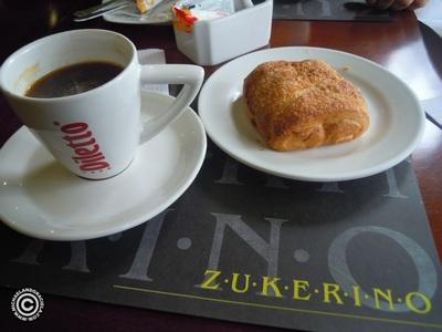 Zuckerino coffee