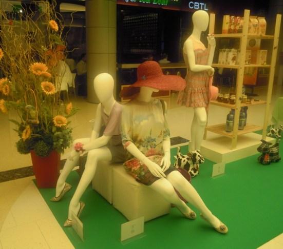 Singapore is a fashion city