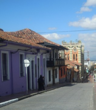 Street in Candelaria