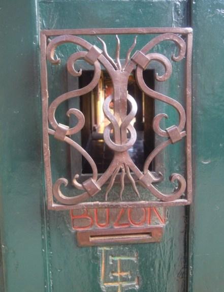 Door ornimentation in Candelaria