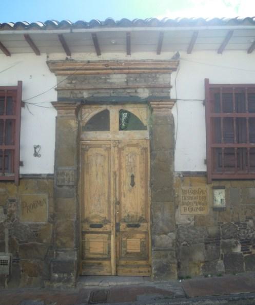 Door in Candelaria
