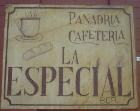 Bakery and coffee shop in Candelaria