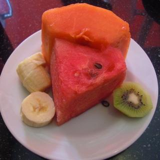 fruit plate 320