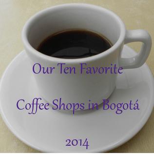ten favorite coffee shops