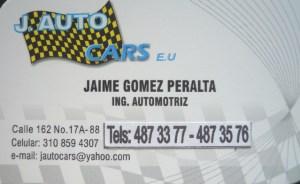 j autocars card 640