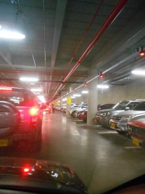 Fontanar parking