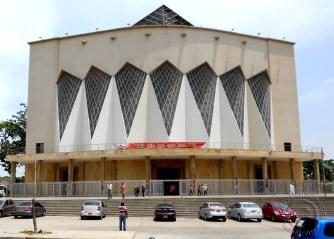 Built in 1986 Catedral Metropolitana María Reina