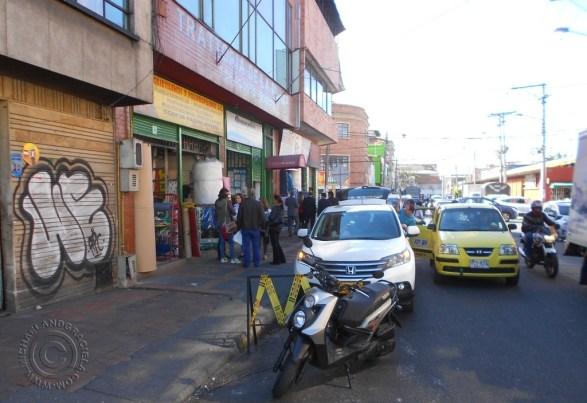 Colombia restaurant Expat Bogotá 7 de agosto