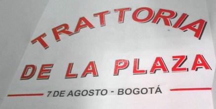 Colombia restaurant Expat Bogotá