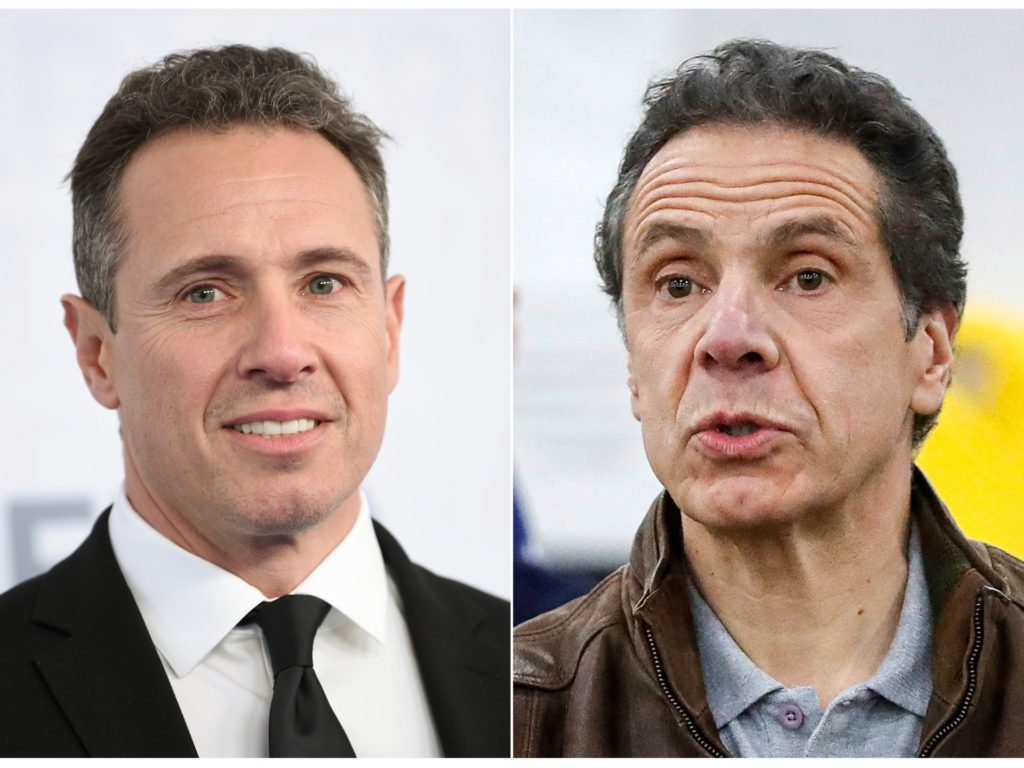 Andrew Cuomo 'Is Single, Ready to Mingle,' Brother Said on CNN