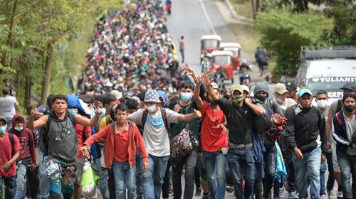 Mexican President Will Promote Migrant Work Visa Program to Biden