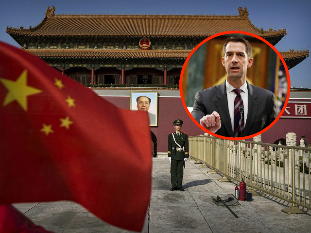 Pinkerton: Tom Cotton Drafts 'Beat China' Plan to Win the 'Economic Long War' and Secure America