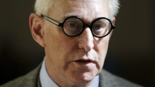 Justice Department Sues Roger Stone, Alleging He Owes Nearly $2 Million in Unpaid Taxes
