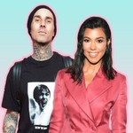 Kourtney Kardashian Shows Off a Romantic Birthday Gift From Travis Barker