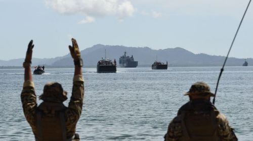 Philippines Deploys Ships, Aircraft to South China Sea amid China Threat