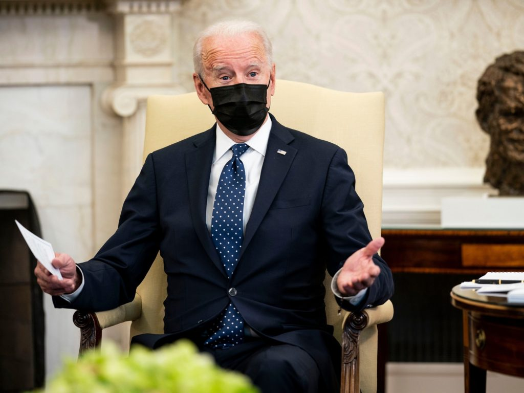 Report: Joe Biden Supports Passing Amnesty Through Budget Reconciliation with Simple Majority