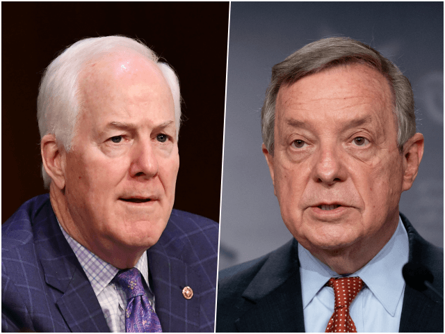 Senate Republicans, Democrats Meet to Discuss Amnesty for Illegal Aliens