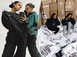 Sisters who started a fashion empire in shed reveal they are now turning over £3m a year