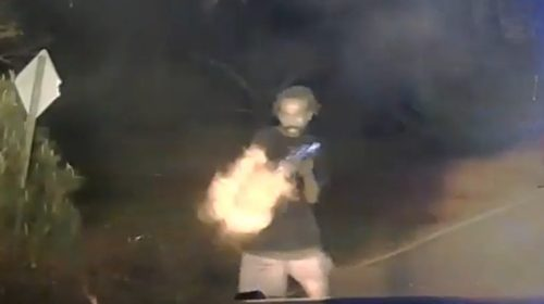 VIDEO: Man With AK-47 Opens Fire on Georgia Deputies