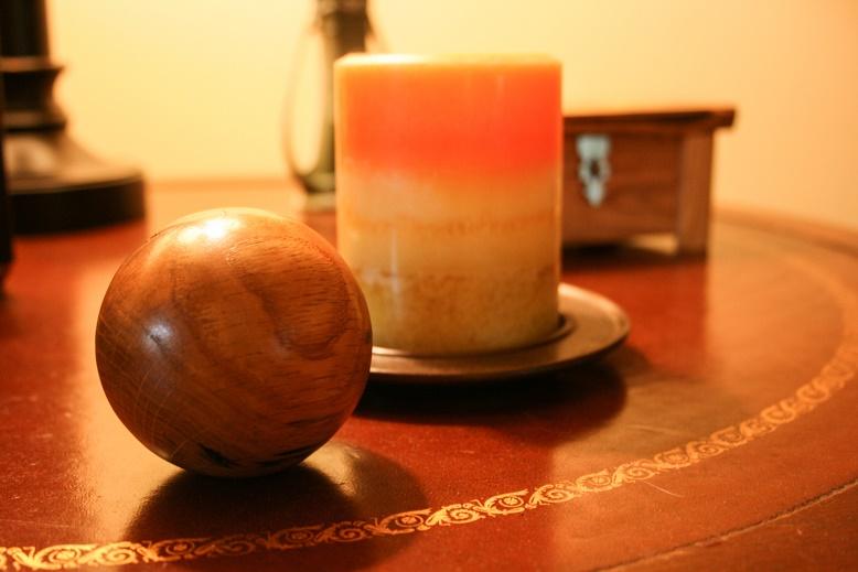 Oak Sphere