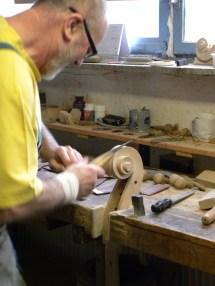 Strunal craftsman filing scroll