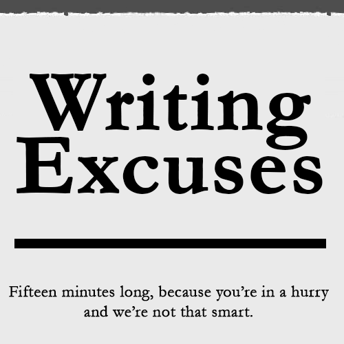 Writing Excuses Season Two Episode Three: Characters with Brandon Mull