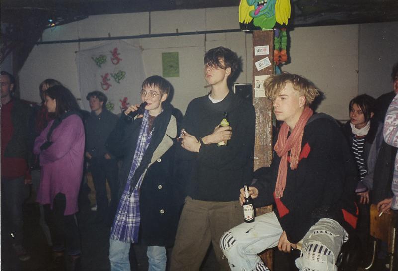 1994-02-19 Bar & Boos, Leiden H-1