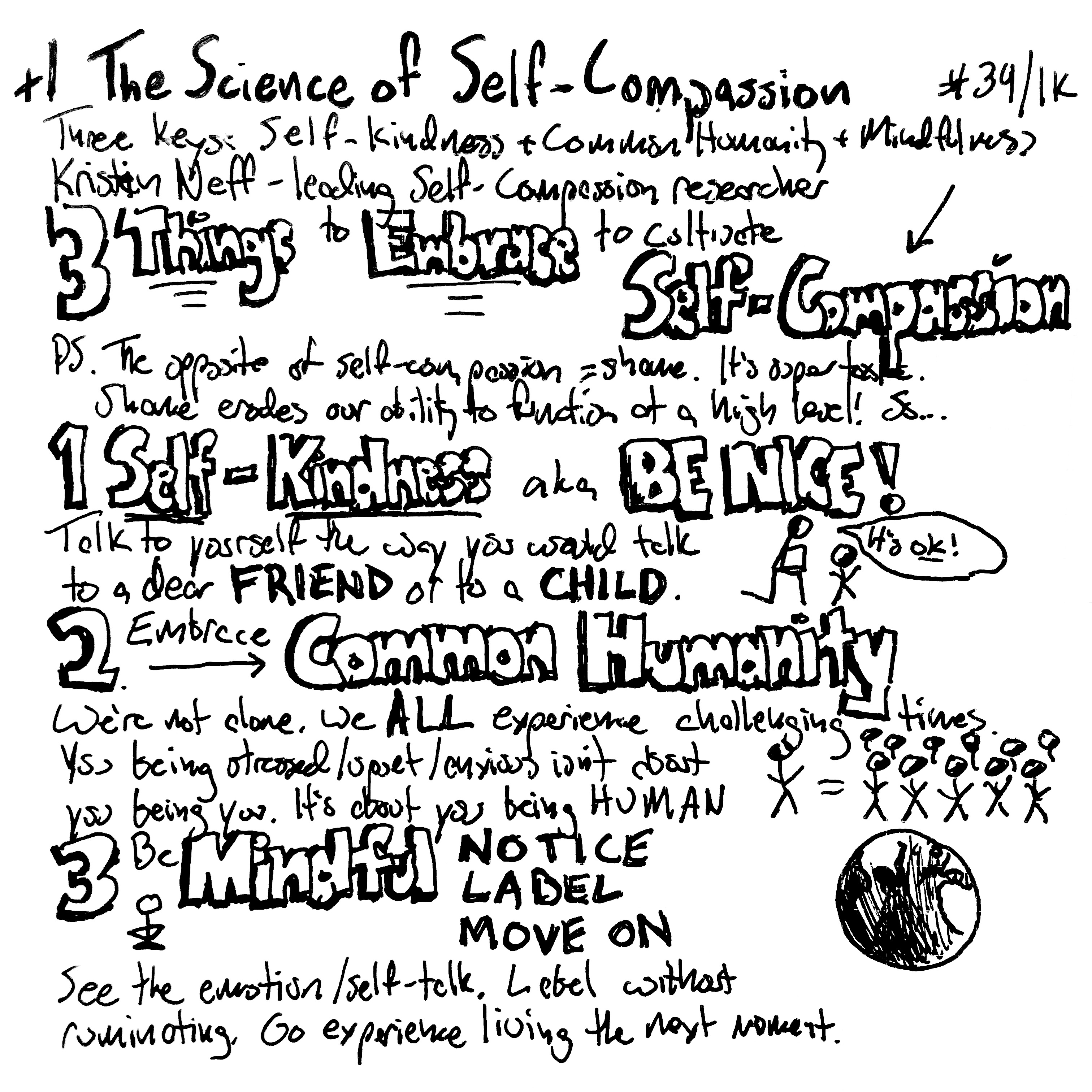 The Science Of Self Compassion