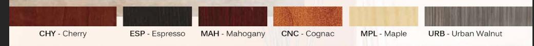 laminate bk colors