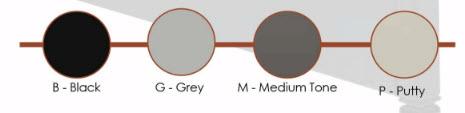 osp metal colors