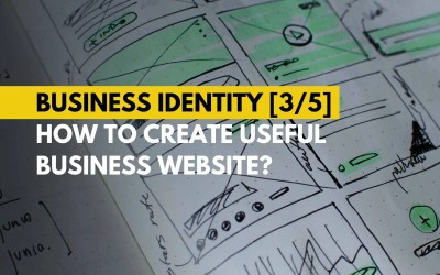 Business Identity – How to create useful business website?