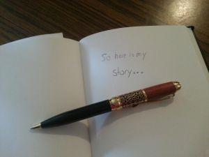 Writing One