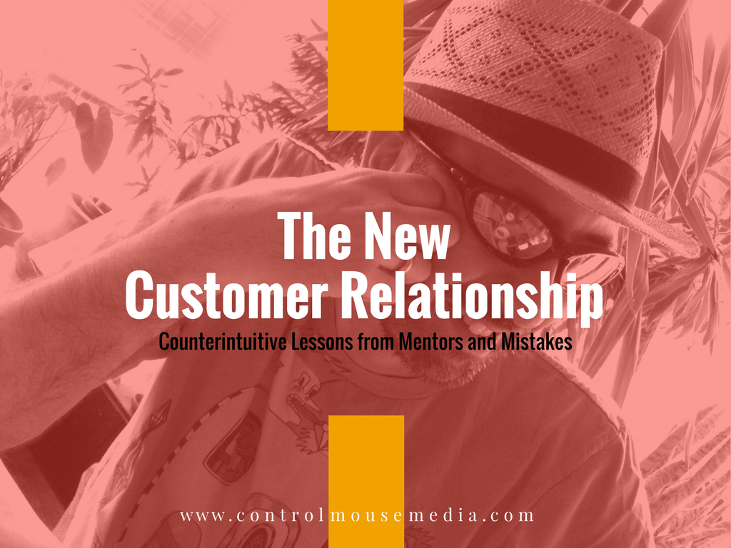This series is about how to surpass customer expectations by treating them like partners.