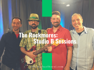 The Rockmores, live music, indie rock, boston music