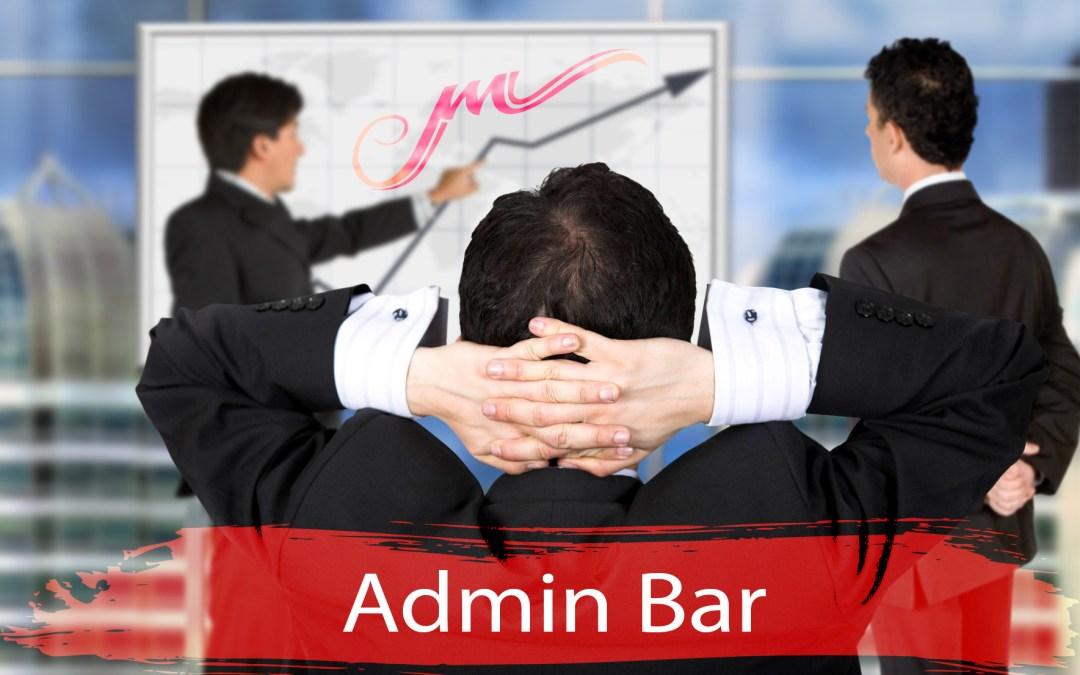 Admin Bar