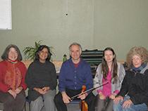 Workshop Music and Health Park Slope Food Coop Feb 10, 2013