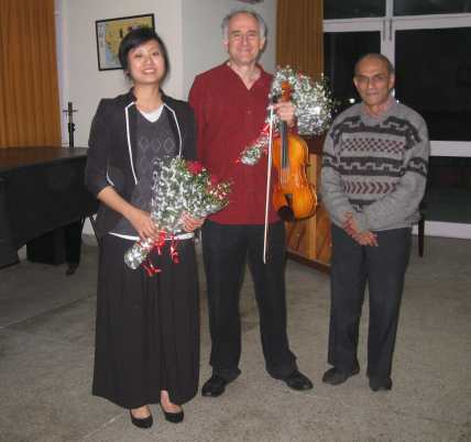 Delhi Music Society Concert Feb 22 2014