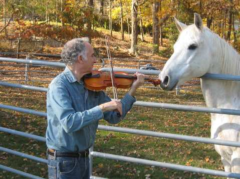 MichaelHorseViolin Dutchess County NY Oct 2013