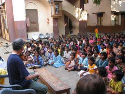 Pondicherry India for Girls School 1