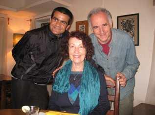 Ram Ursula Michael in Shantiketan Feb 28 2014