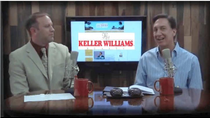 Michael Brue of Keller Williams on Real Estate Insiders TV with host Danny Poulos