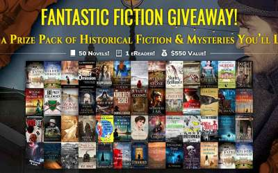 Book Giveaway – Historical Mysteries