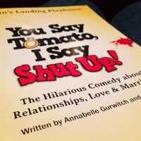 Review: You Say Tomato, I Say Shut Up!