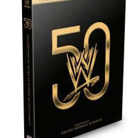 Book Review - WWE 50