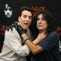 Meeting the Godfather of Shock Rock: Alice Cooper