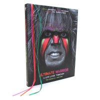 Book Review - Ultimate Warrior: A Life Lived Forever
