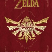 Book Review - The Legend of Zelda: Art & Artifacts
