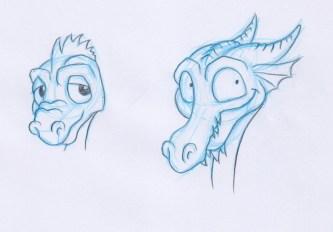 Drago Heads 01