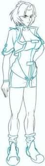 Costume Suit Skirt